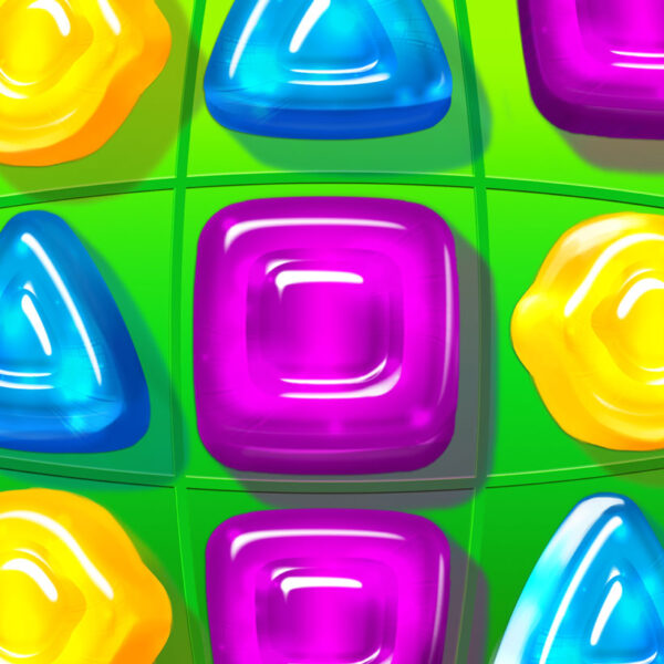 Gummy Drop! Match 3 Puzzles Hack