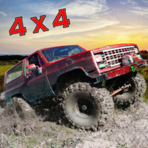 4x4 OFFROAD MONSTER TRUCK RACE Hack