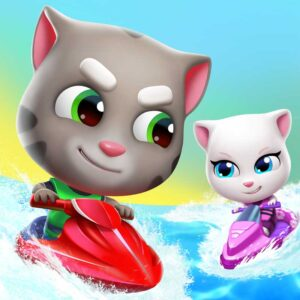 pirater Talking Tom Jetski 2